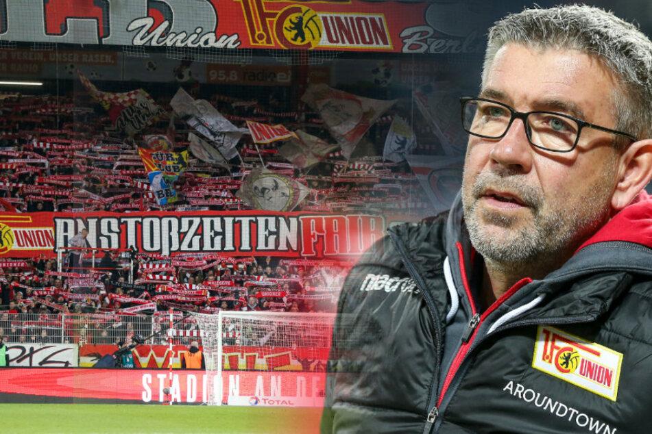 Gegen Bayern München könnte Urs Fischers Team vor leeren Rängen spielen müssen.