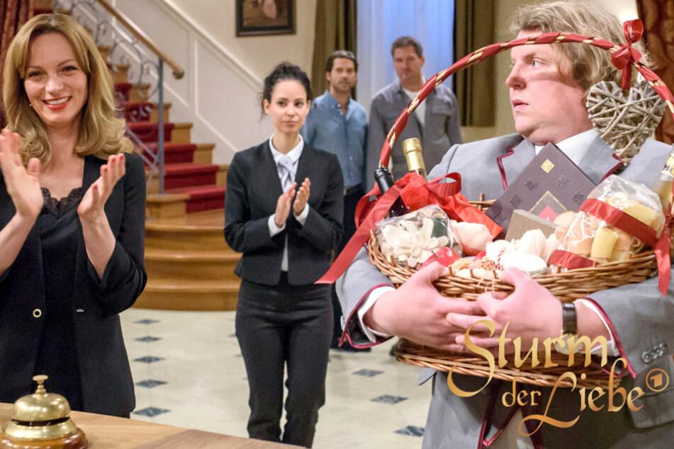 Sturm der Liebe: Wer muss bald den Fürstenhof verlassen?