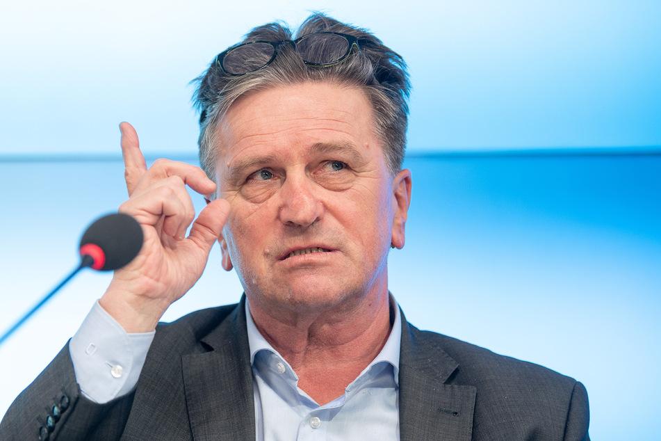 Manfred Lucha (Bündnis 90/Die Grünen), Gesundheitsminister von Baden-Württemberg.
