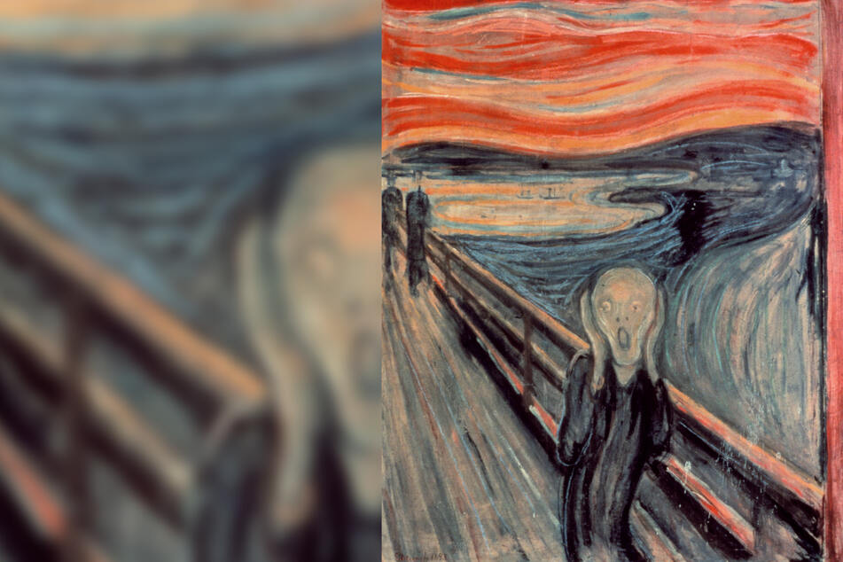 Mystery behind bizarre message scribbled onto The Scream finally solved