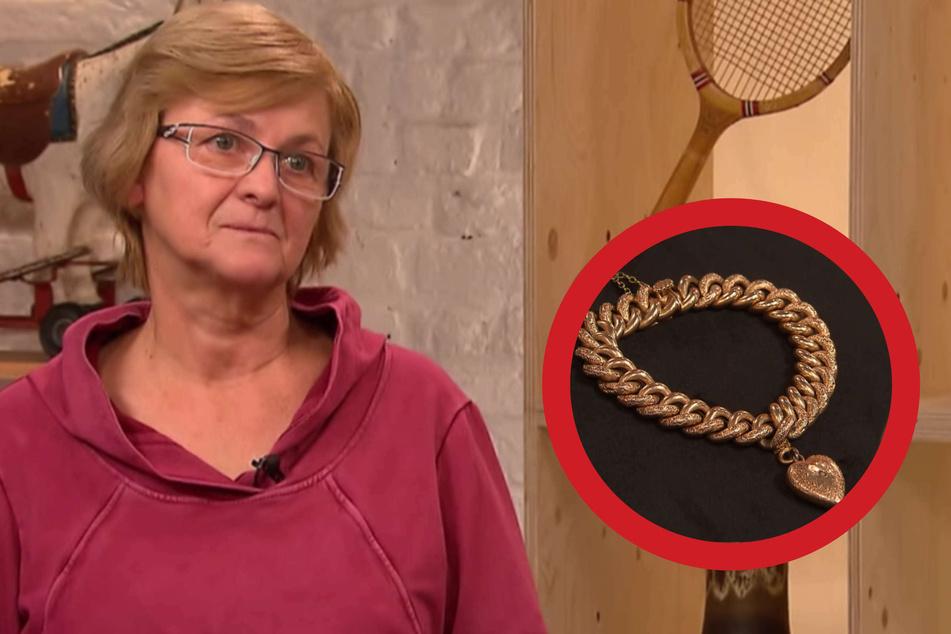 """Bares für Rares: """"Bares für Rares""""- So wertvoll war ihr altes Goldarmband"""