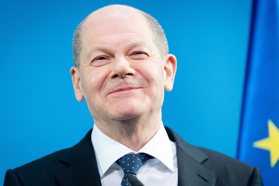 SPD-Kanzlerkandidat Olaf Scholz (62).