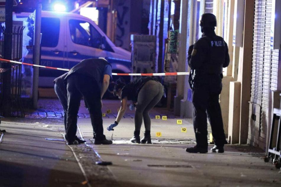 Er schoss Mann (41) auf Eisenbahnstraße in Hals: Polizei fasst Tatverdächtigen in Florenz!