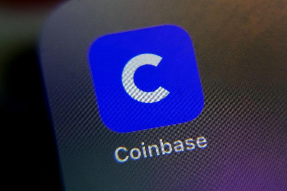 """Über """"Coinbase"""" lassen sich Kryptowährungen wie Bitcoin, Dogecoin oder eben """"Rabbit Coin"""" kaufen und verkaufen."""