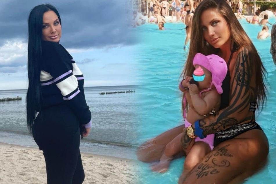 Rapperin Schwesta Ewa (36) und ihre kleine Tochter Aaliyah Jeyla (2) haben ein unschönes Impf-Erlebnis hinter sich.