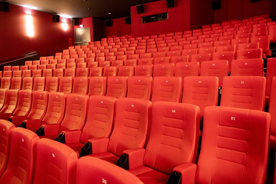 Viele Kinos blieben leer.
