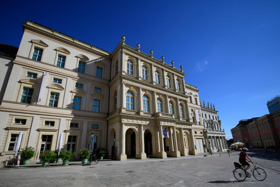Das Museum Barberini in der Innenstadt am Alten Markt. Durch die in Brandenburg beschlossenen kleinen Schritte zur Lockerung der Corona-Beschränkungen ist das Besuchen von Museen ab Montag, 8. März 2021 wieder möglich. (Archivbild)