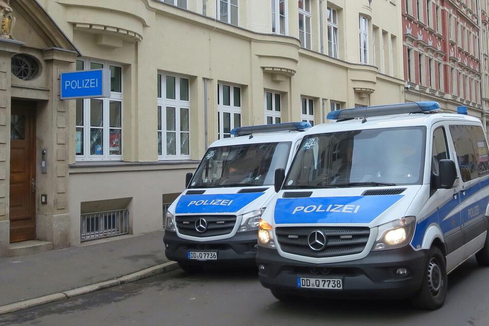 Das einstige Plagwitz-Revier ist heute Außenstelle des Polizeireviers Südwest. Am Dienstag gab es in der Dienststelle eine Razzia.
