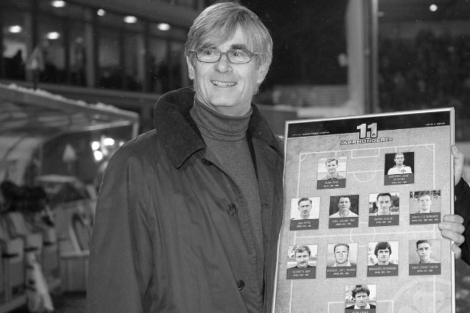 Ex-Fußball-Profi stirbt mit 71: Trauer um Bernhard Bergmann