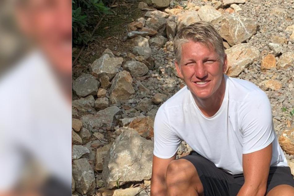 """Bastian Schweinsteiger schockt seine Follower mit Detail: """"Unglaublich"""""""