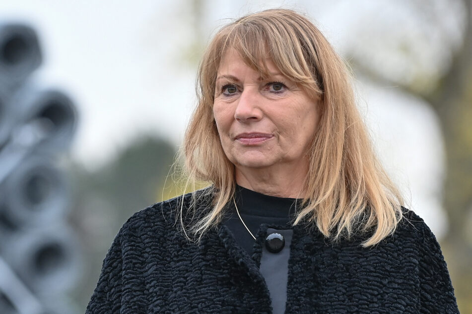 Sachsens Gesundheits- und Sozialministerin Petra Köpping (63, SPD).