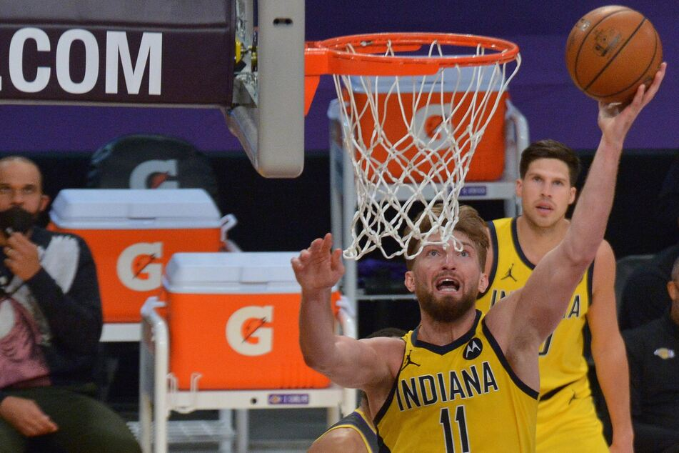 NBA: Pacers beat the Heat to clinch overtime victory