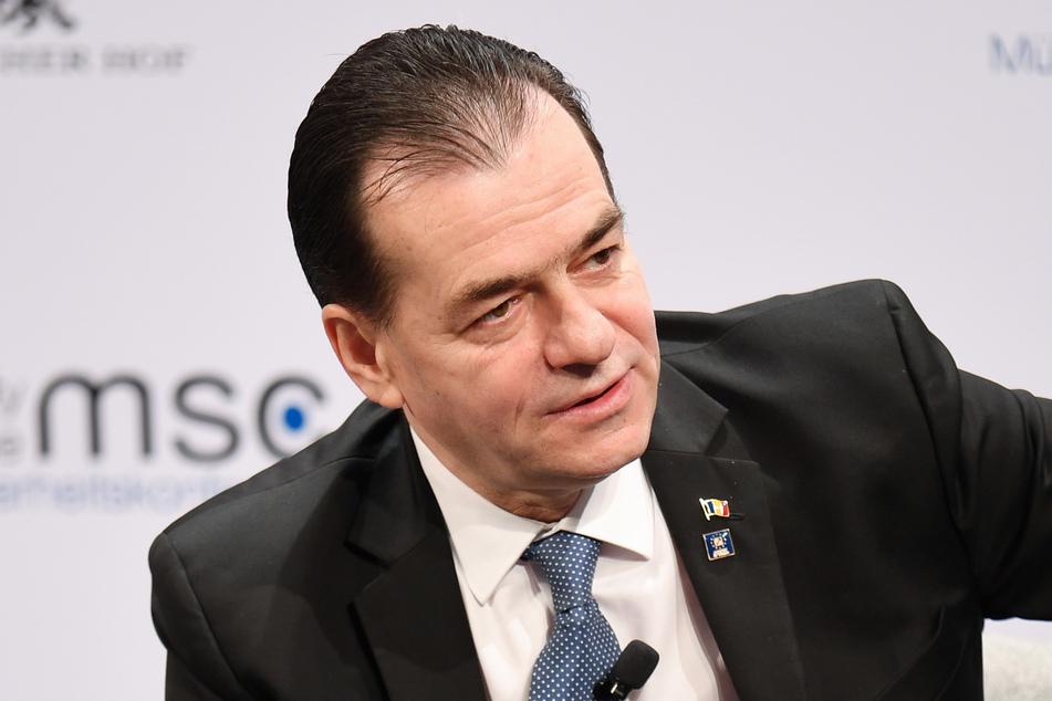 Ludovic Orban, Premierminister von Rumänien. (Archivbild)