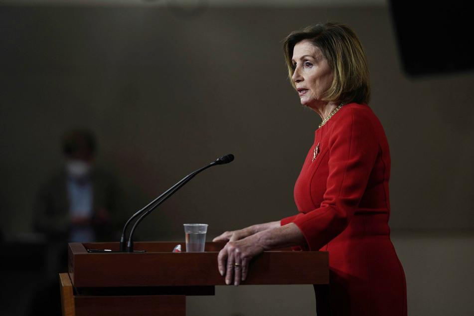 Nancy Pelosi urges diplomatic boycott of Beijing Winter Olympics