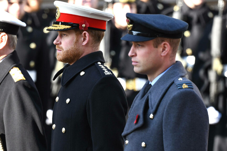 Will Harry and William finally make up on day honoring Princess Diana?