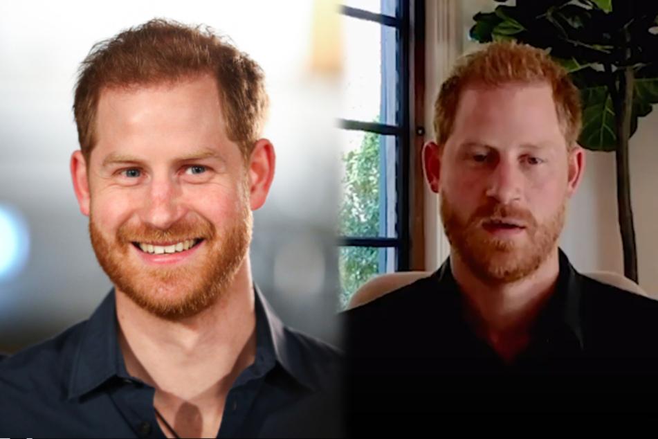 Prinz Harry zeigt neuen Hairstyle auf Insta, hat es aber auf etwas ganz anderes abgesehen