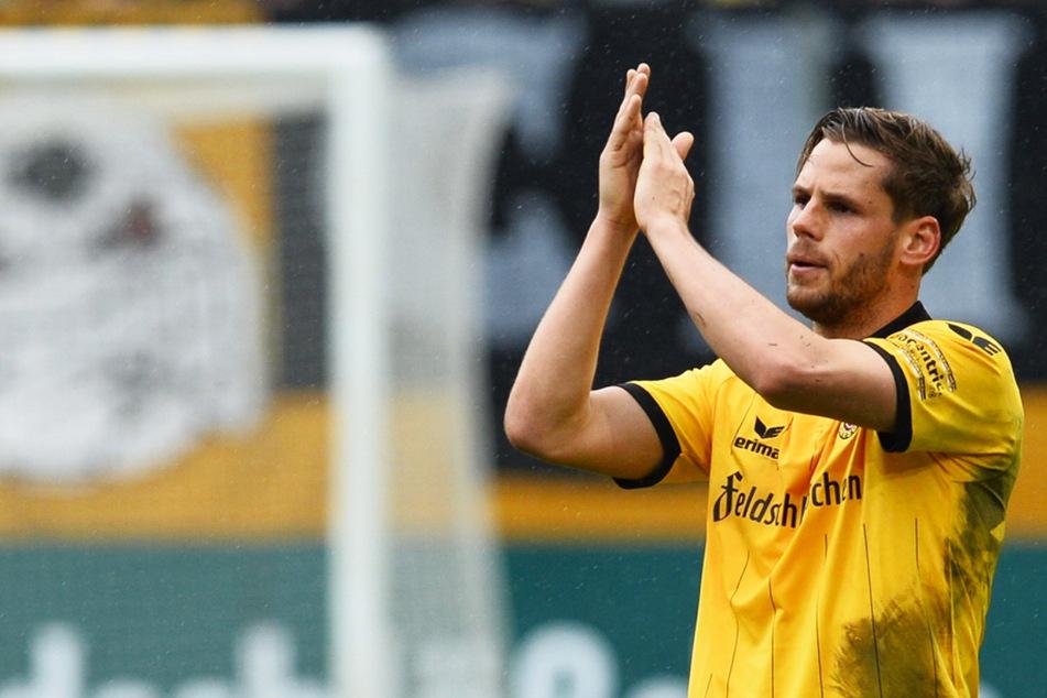 Ex-Dynamo-Aufstiegsheld Justin Eilers kommt beim SC Verl immer besser in Form!