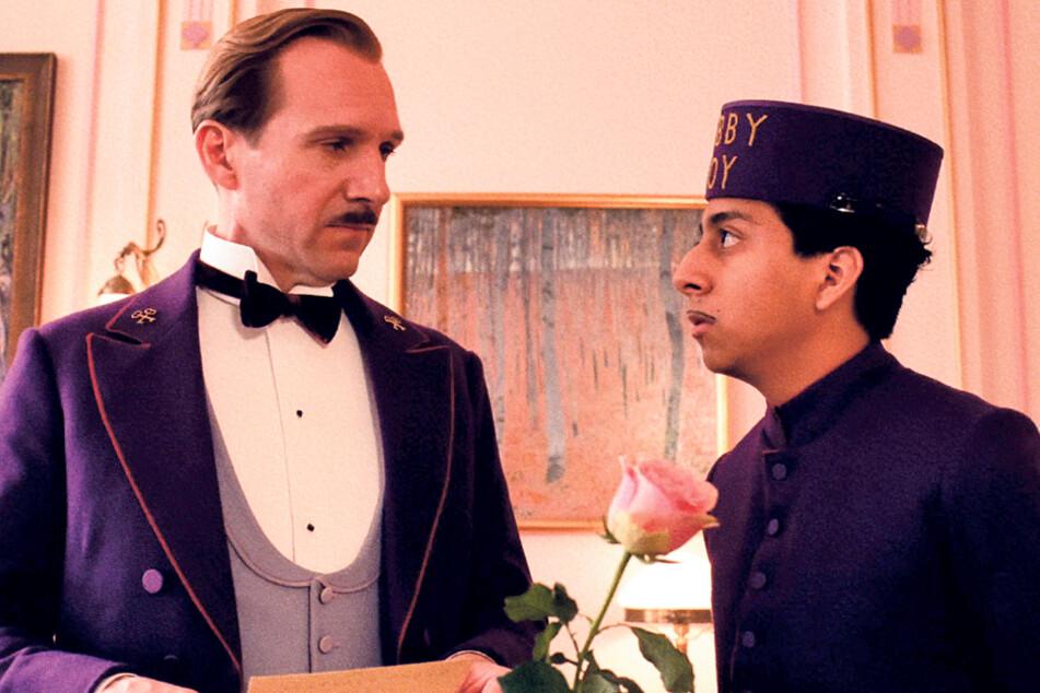 """Hollywood-Blockbuster wie """"Grand Budapest Hotel"""" mit Ralph Fiennes (l.) sollen auch weiterhin in Görlitz gedreht werden."""