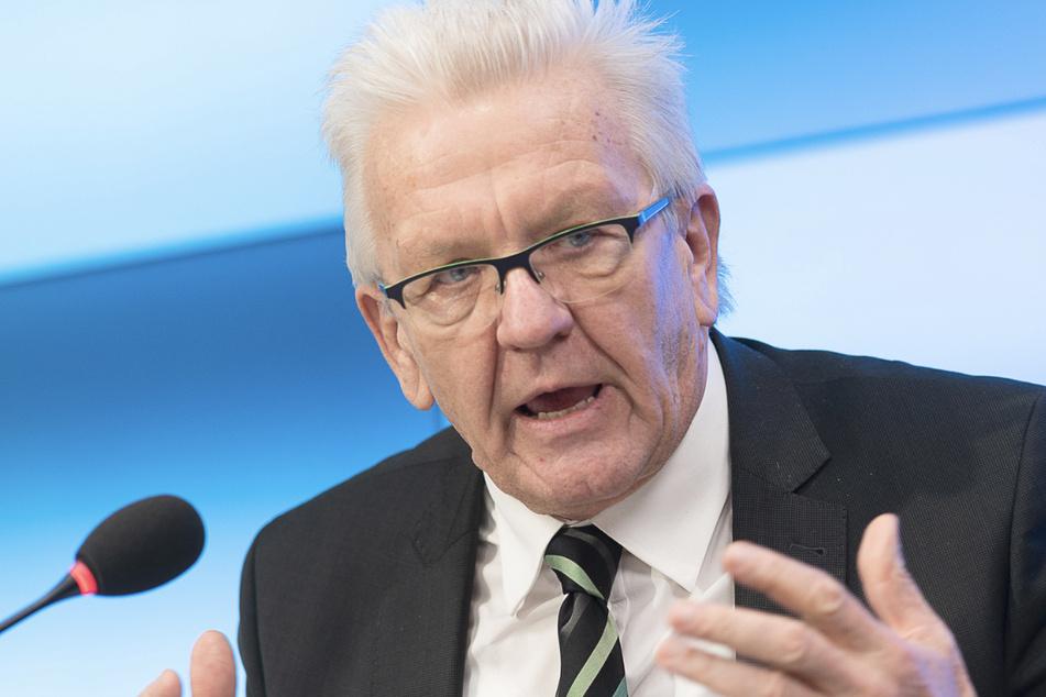 """Darum hat Winfried Kretschmann kein Problem mit dem """"Badnerlied""""!"""