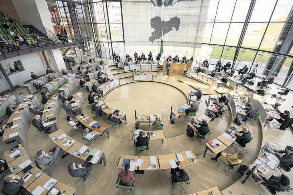 Verfassungsgericht lehnt AfD-Eilantrag gegen sächsische Corona-Verordnung ab