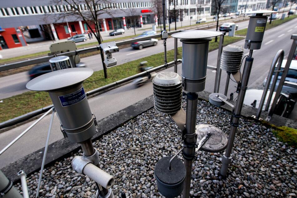 Messstationen in München zeigen kaum mehr Feinstaub, ein Detail macht besonders hellhörig
