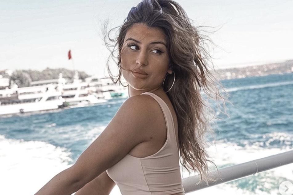 Zara (25) wird oft in den Kommentaren unter ihren Fotos kritisiert.