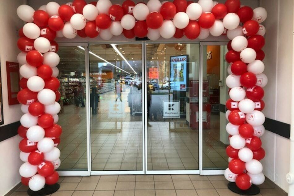 Große Neueröffnung bei Kaufland! Bis Montag (19.4.) gibt's super Schnäppchen
