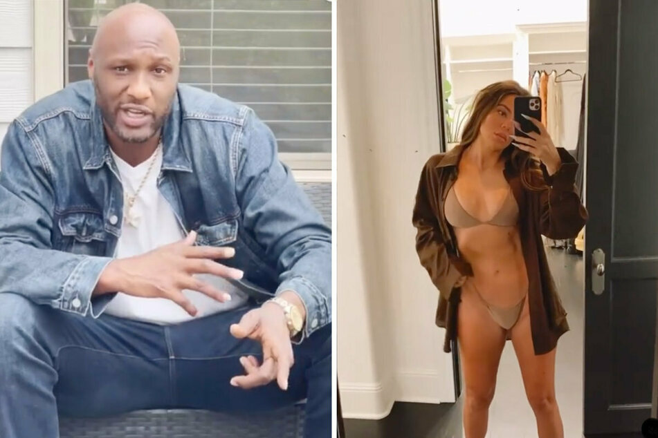 "Lamar Odom defends Khloé Kardashian and speaks out on the ""Kardashian Curse"""