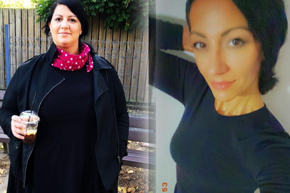 Eleni Beza aus Mühlheim am Main (Hessen) sagte den Kilos endgültig den Kampf an und verlor satte 106 Kilogramm Körpergewicht.