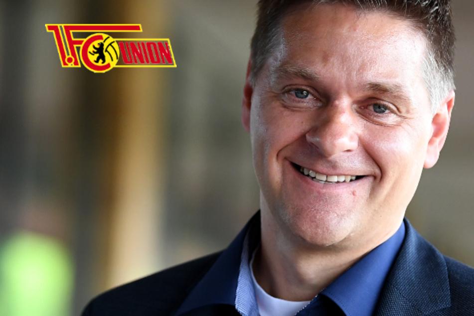 Union-Chef Ruhnert startet mit Tests für Profis nach Pause