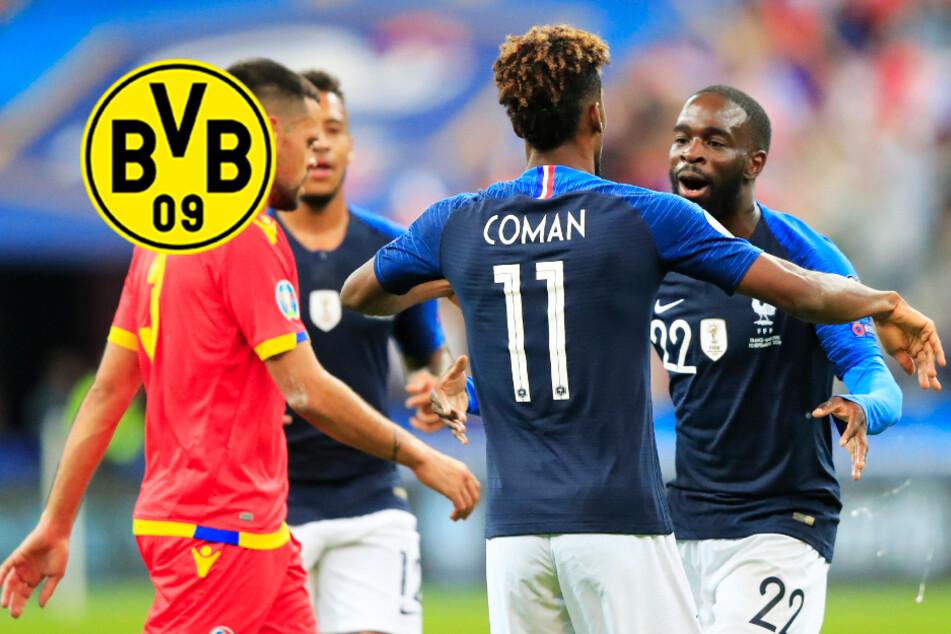BVB soll Sancho-Nachfolger im Visier haben! Kommt französischer Nationalspieler?