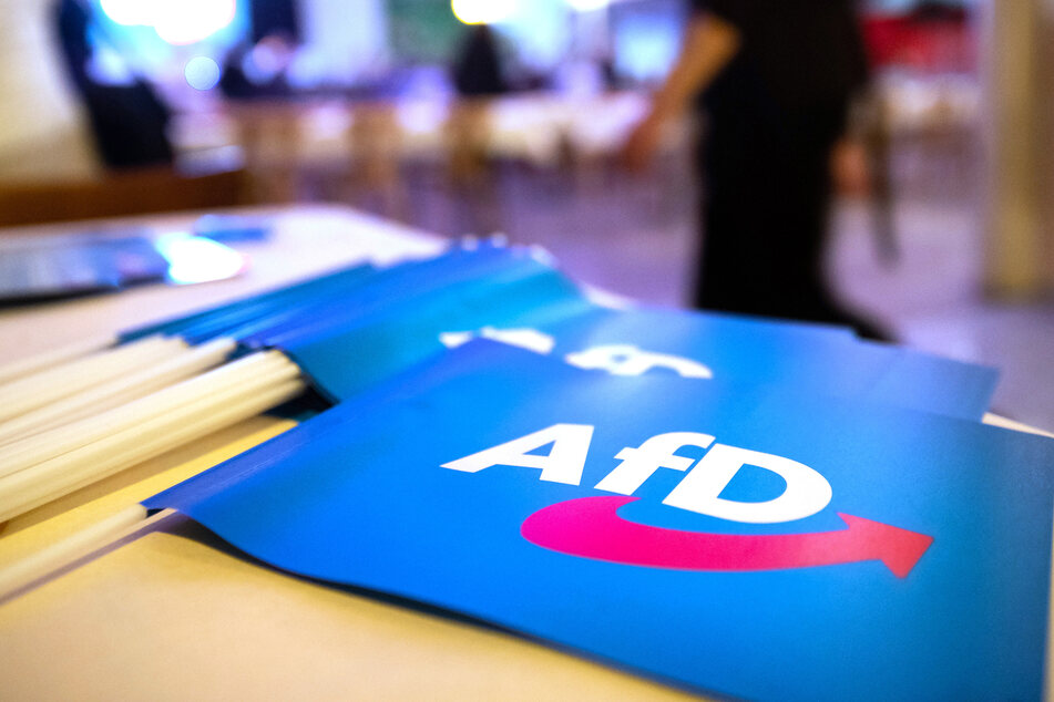 Die Brandenburger AfD hat sich zum Landesparteitag getroffen (Symbolbild).