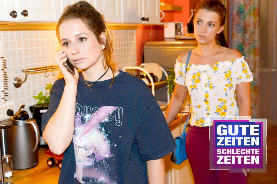 GZSZ: Harte Entscheidung für GZSZ-Tanja: Setzt sie alles aufs Spiel?