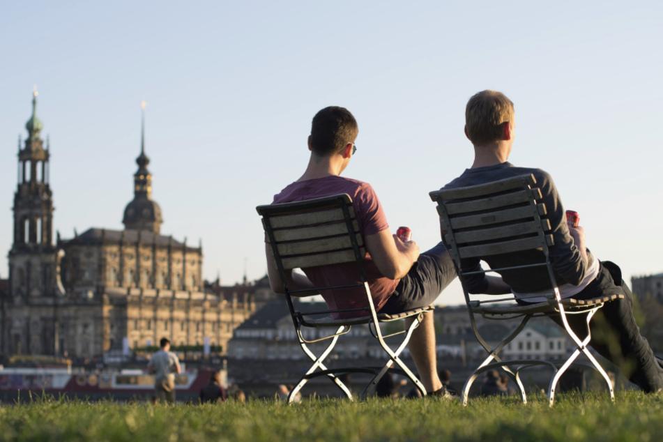 Mehr Platz: Im ersten Quartal 2020 sind mehr Menschen aus Dresden weggezogen, als hier neu starten wollten.