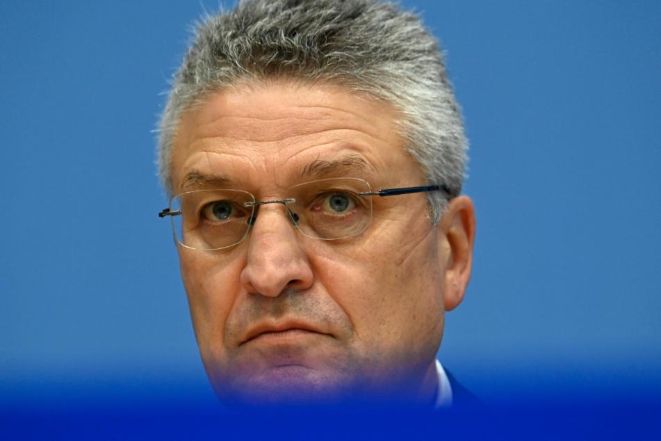 Der Präsident des Robert Koch-Instituts, Lothar Wieler (59) blickt mit Sorge in die Zukunft.