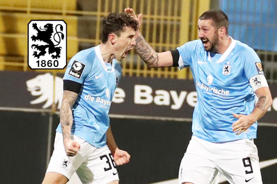 Perfekte Woche! Dynamo-Killer Phillipp Steinhart verlängert seinen Vertrag bei 1860