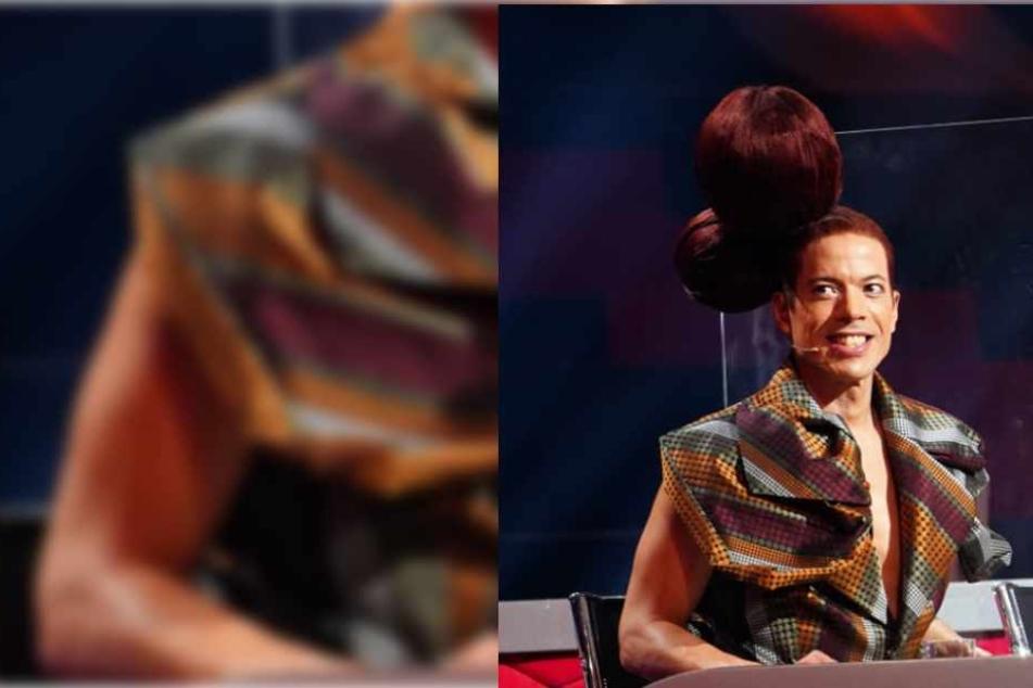 Kokosnüsse oder Pubertätspickel? Frisur von Jorge Gonzalez bei Let's Dance wirft Fragen auf