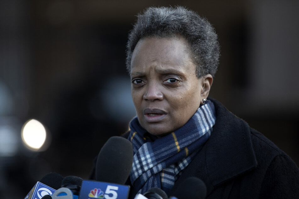 Chicago Mayor Lori Lightfoot denied prior knowledge of the incident.