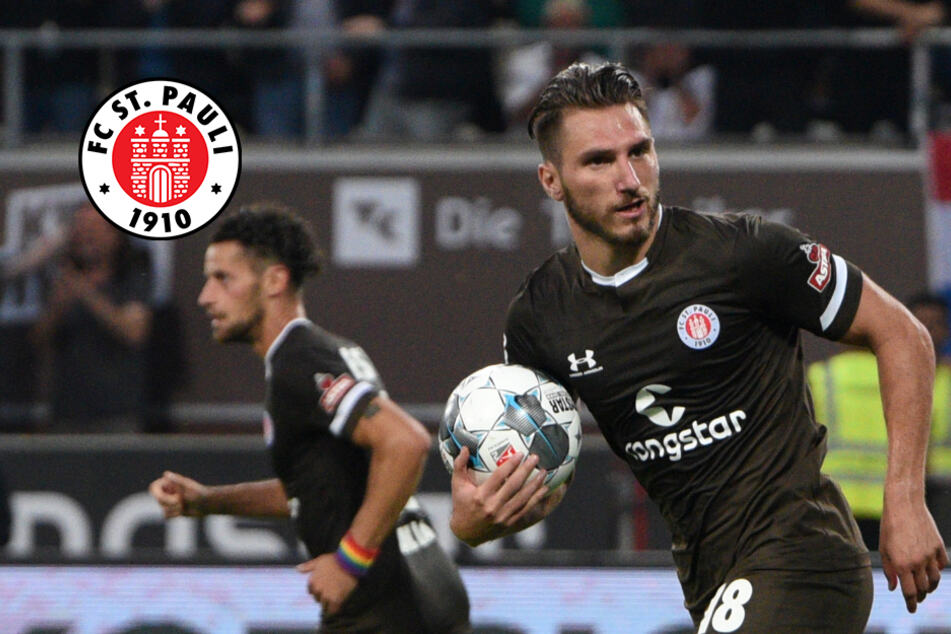 FC St. Pauli droht mit Diamantakos-Weggang ein Sturm-Problem