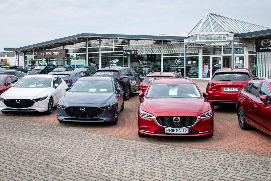 Stendaler Autohaus senkt die Preise auf viele Autos um bis zu 30 Prozent
