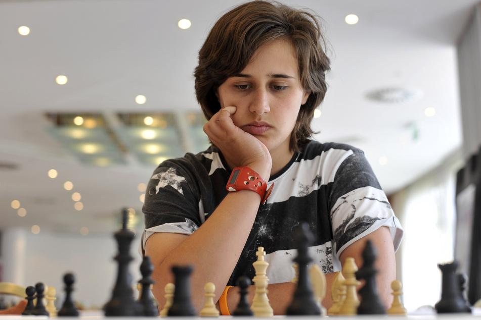 Filiz Osmanodja (24) spielte schon als Teenager am Sportgymnasium Dresden große Partien Schach.