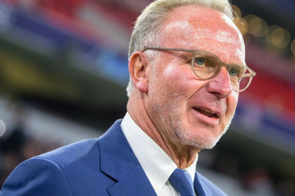 Karl-Heinz Rummenigge (65) wurde in das Exekutivkomitee der Europäischen Fußball-Union berufen.