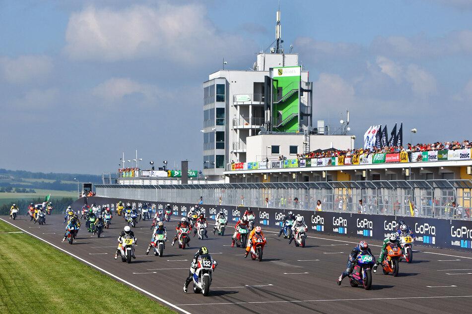 Sachsenring bleibt bis 2026 Grand-Prix-Ausrichter