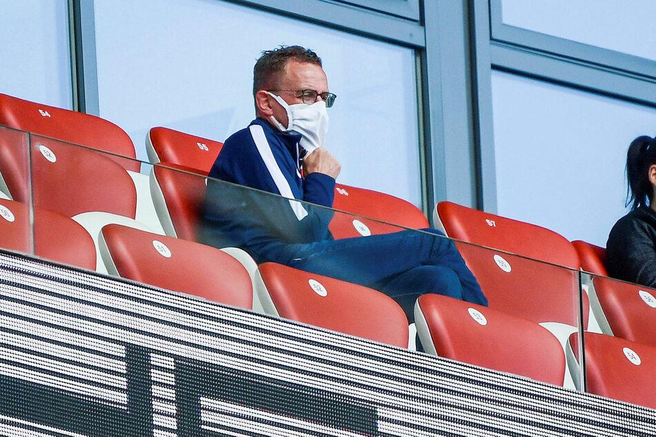 RB Leipzigs Ex-Funktionär Ralf Rangnick (62) kann sich den Posten als Bundestrainer gut vorstellen.