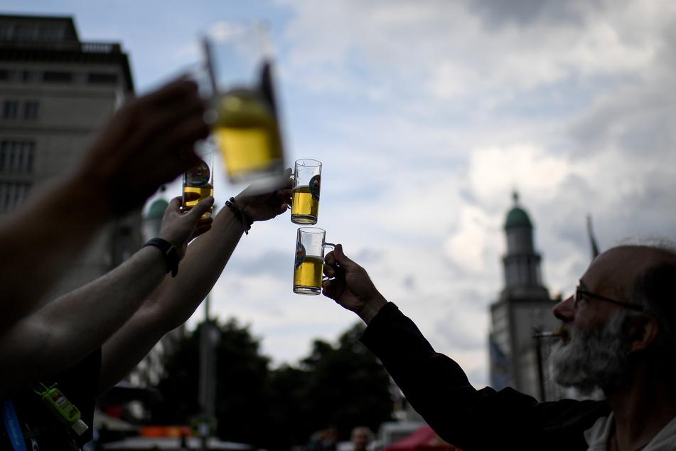 Die Biermeile ist passé.