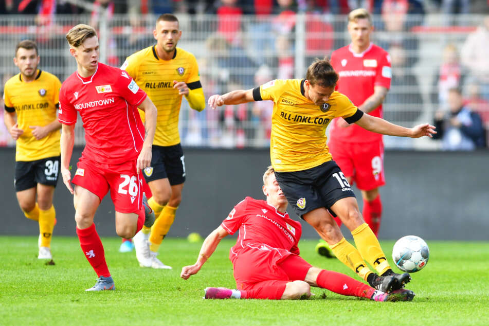 Am 10. Oktober 2019 holte Dynamo Dresden im Testspiel ein beachtliches 1:1-Unentschieden beim 1. FC Union Berlin.