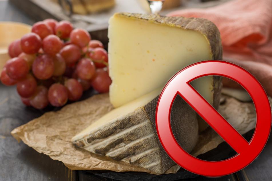 Rückruf! Bio-Almbauernkäse kann Magen-Darm-Erkrankungen auslösen