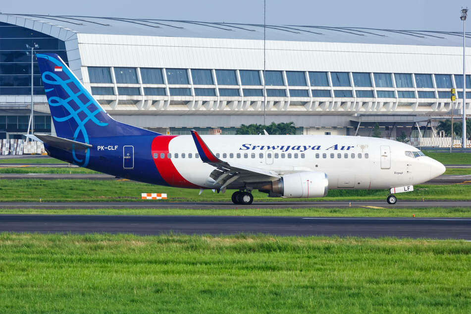 Eine Maschine des Typs Boeing 737-500 der Sriwijaya Air gilt als vermisst.