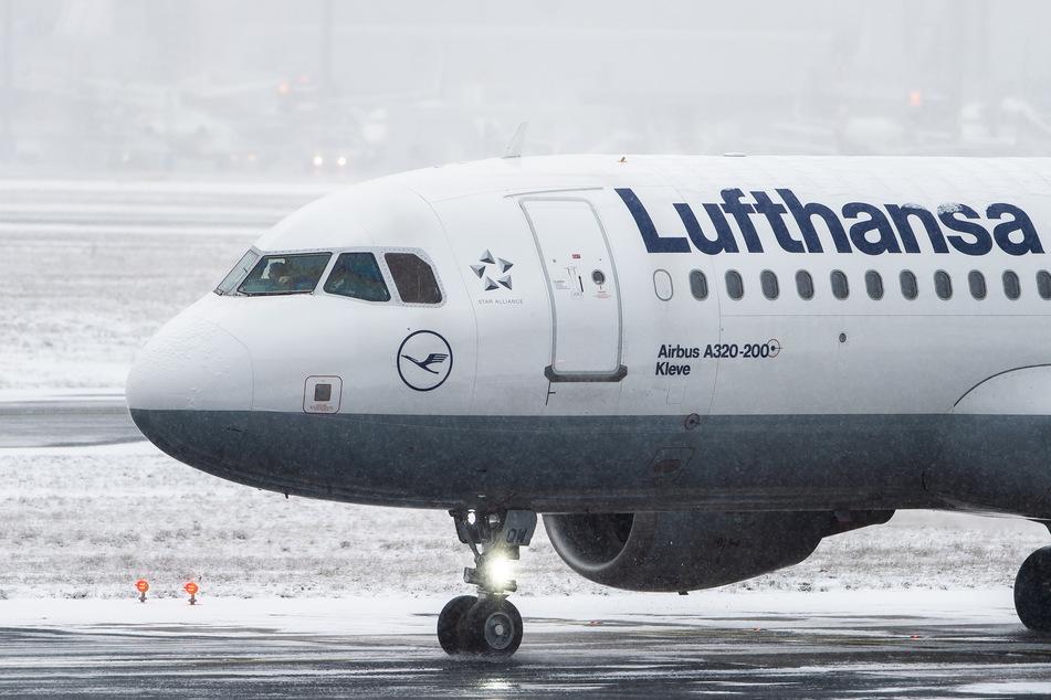 Europäer werden nach Einschätzung der Lufthansa erst um Weihnachten herum wieder in die USA einreisen dürfen.