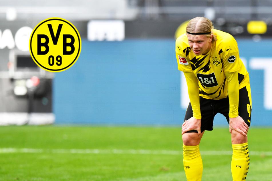 BVB-Schock! Erling Haaland fehlt im Pokal-Halbfinale gegen Holstein Kiel